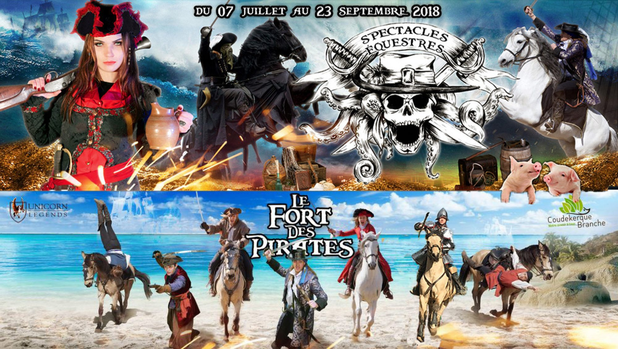 Le Fort des Pirates